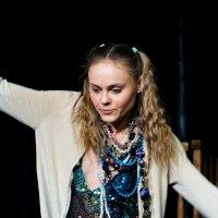 актриса Ирина Арзамаскина «Предназначено на слом» :: Andrew Barkhatov