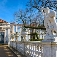 Дворец Келуш,Португалия :: Наталия Л.