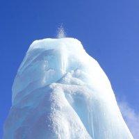 Верхушка Ледяного фонтана. Национальный парк Зюраткуль. :: Зинаида Каширина