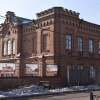 Старый  Минусинск :: Виктор