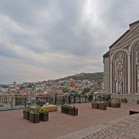 смотровая площадка в Велико Тырново :: ИРЭН@ .