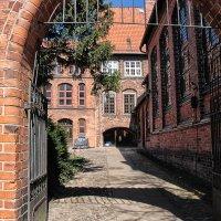 Средневековый Люнебург :: Nina Karyuk