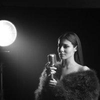 Портрет из love story noir :: Андрей