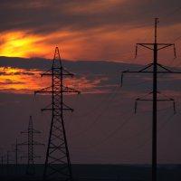 Электро-закат :: JohnConnor844 N