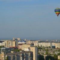 Полет над Ставрополем :: Елена Киселева (Никифорова)
