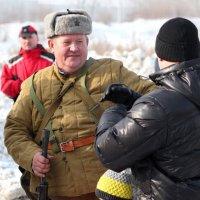После боя!!! :: Дмитрий Арсеньев