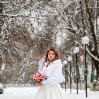 Прекрасная невеста :: Кристина Щукина