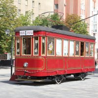 Трамвай в Саротове :: Валерий