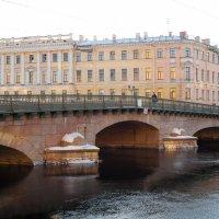 Измайловский мост :: Роман Алексеев
