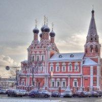 Церковь Николая Чудотворца на Болвановке :: anderson2706