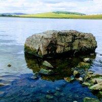 Камень на воде :: ЮраВолли