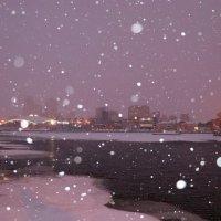 Тихий зимний вечер ... :: Татьяна Котельникова