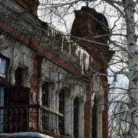 Старые дома Орска :: Вадим Поботаев