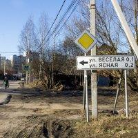 Улицы. Направление... :: Людмила Волдыкова