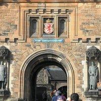 Ворота в Эдинбургский замок :: Галина