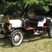 Ford model t 1908 жестяная Лизи :: Александр Качалин