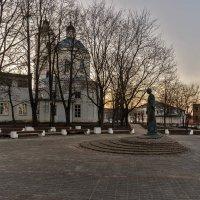 В городе Тарусе... :: Ирина Шарапова