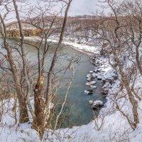 мыс Тобизина, остров Русский, Владивосток :: Эдуард Куклин