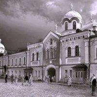 Новоафонский монастырь. :: александр варламов