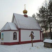 Храм святого пророка Илии. :: Михаил Попов