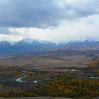 Чуя.Северо-Чуйский хребет. :: Валерий Медведев