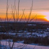 На закате дня :: Вадим Басов