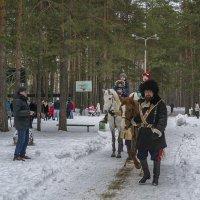 Катание на конях :: Сергей Цветков