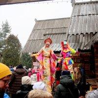 Проводы зимы... :: Ирина Фирсова