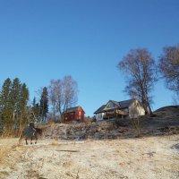 Дом на горе :: Елена Байдакова