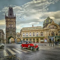 Пороховая башня :: Александр Бойко