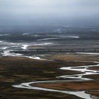 Skaftafellsá, или реки южной Исландии и пересекаюая их единичка :: Алексей Медведев