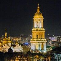 Ночной пейзаж :: Олег