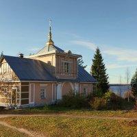 Важеозерский монастырь, :: Зуев Геннадий