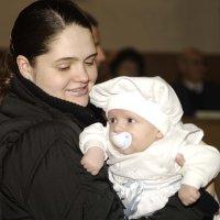 Крестим  старшего  внука  ! Сейчас  ему  14 лет ! :: backareva.irina Бакарева