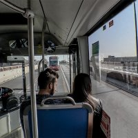 Venezia. Autobus numero 5 al ponte Della Libertà. :: Игорь Олегович Кравченко