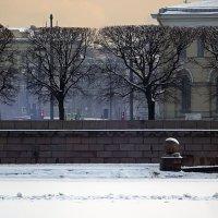 Стрелка Васильевского острова (Санкт-Петербург) :: Ольга И