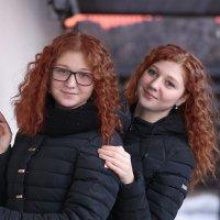 Сестренки :: Любовь Гулина