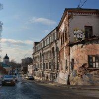 Старая Москва :: Анастасия Смирнова