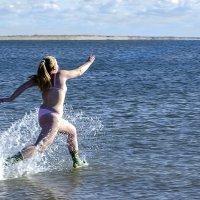 бегущая по волнам :: Petr @+