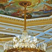Таврический зал Большого дворца в Музее-заповеднике «Царицыно» :: Лидия Бусурина