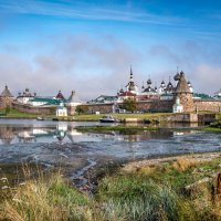 Монастырь. :: Ник Васильев