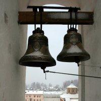 Звонница Тихвинского монастыря :: Зуев Геннадий