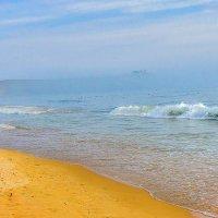 Пустынный пляж :: Арина