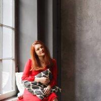 На окне 2 :: Анастасия Белякова