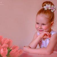 Маленькая женщина :: Елена Князева