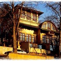 Фасад закатный :: Евгений БРИГ и невич