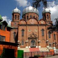 Боголюбский собор.  Мичуринск. Тамбовская область :: MILAV V