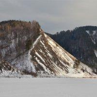 Берег реки Мана :: Татьяна Соловьева