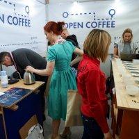 Кофе, чай, какао :: Сергей Золотавин