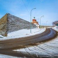 Кузнецкая Крепость Новокузнецк :: Юрий Лобачев